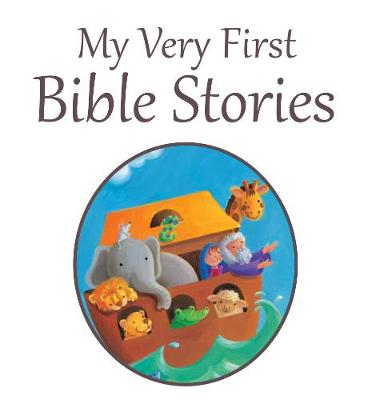 My Very First Bible Stories (Candle) by Juliet David