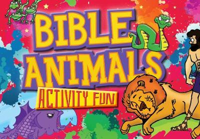Bible Animals by Tim Dowley