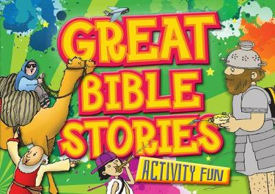 Great Bible Stories by Tim Dowley