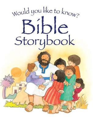 Bible Storybook by Eira Reeves Goldsworthy