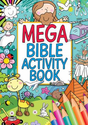 Mega Bible Activity Book by