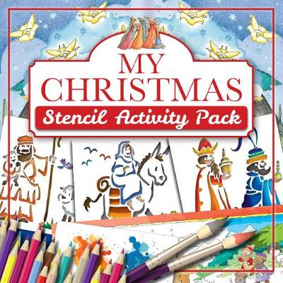 Christmas Stencil Activity Pack by Tim Dowley