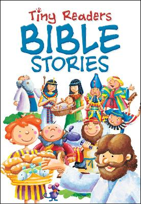 Tiny Readers Bible Stories by Karen Williamson