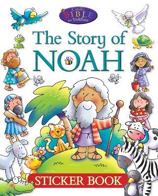 The Story of Noah Sticker Book by Juliet David
