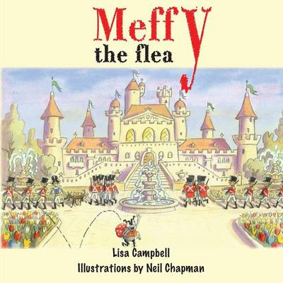 Meffy the Flea by Lisa Campbell
