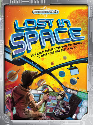 Science Quest: Lost in Space by Dan Green