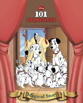 Disney 101 Dalmations Magical Story by
