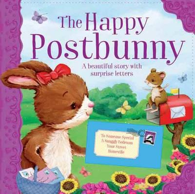 The Happy Postbunny by