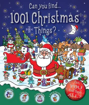 1001 Things to Find at Christmas by