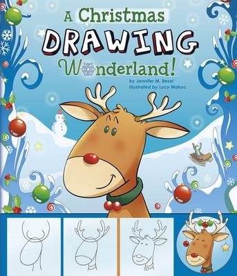 Drawing Christmas by Jennifer M. Besel