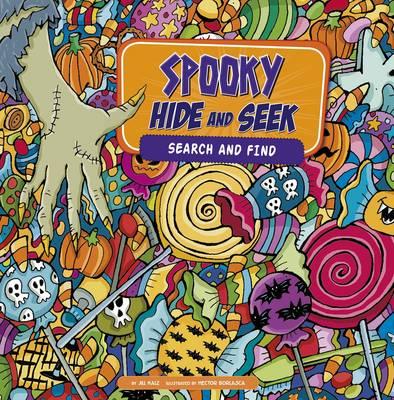 Spooky Hide and Seek by Jill Kalz