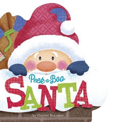 Peek-a-Boo Santa by Charles Reasoner