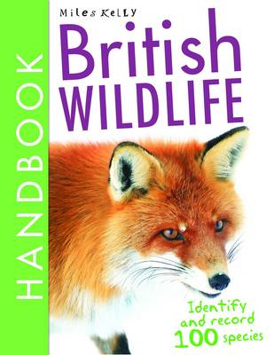 British Wildlife Handbook by Belinda Gallagher