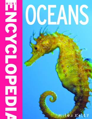 100 Facts - Oceans by Miles Kelly