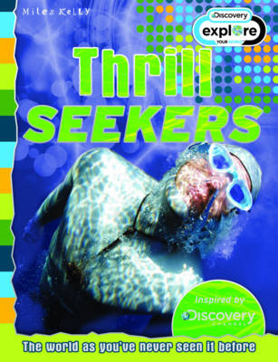 Thrill Seekers - Discovery Edition by Belinda Gallagher