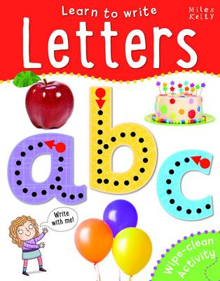 Learn to Write Letters by Belinda Gallagher