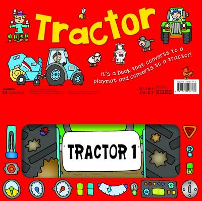 Convertible Tractor by