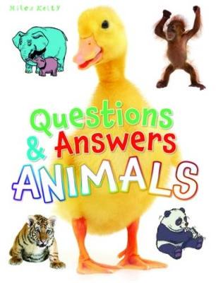 Questions & Answers Animals by Jinny Johnson
