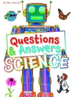Questions & Answers Science by Chris Oxlade