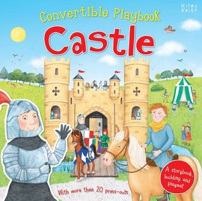 Convertible Playbook Castle by Claire Phillip