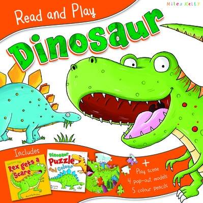 Read and Play Dinosaur by Fran Bromage