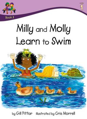 Milly and Molly Learn to Swim by Gill Pittar