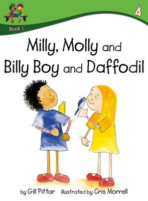 Milly Molly and Billy Boy and Daffodil by Gill Pittar
