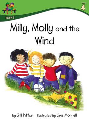 Milly Molly and the Wind by Gill Pittar