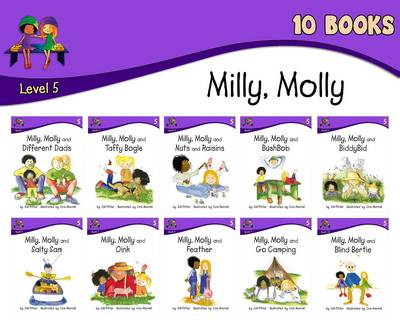Milly Molly by Gill Pittar