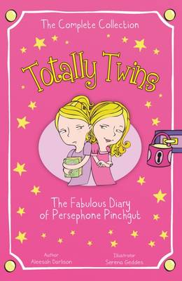 Totally Twins - The Complete Collection 4 Book Set by Aleesah Darlison