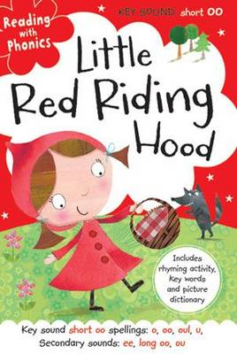 Little Red Riding Hood by Clare Fennell