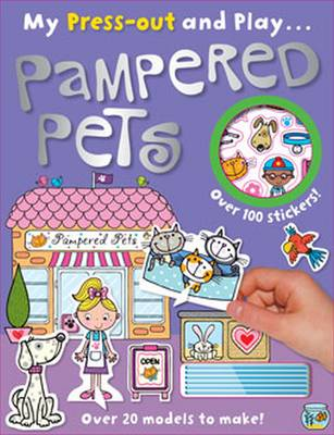 Pampered Pets My Press Out and Play by