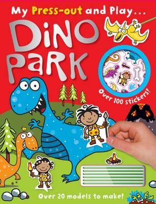 Dino Park My Press out and Play by