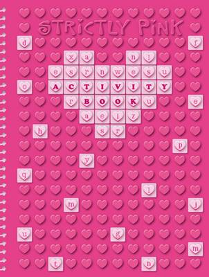 Strictly Pink Activity Book by Make Believe Ideas