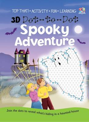 3D Dot-to-dot Spooky Adventure by Susan Mayes