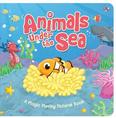 Animals Under the Sea by Lucy Coult
