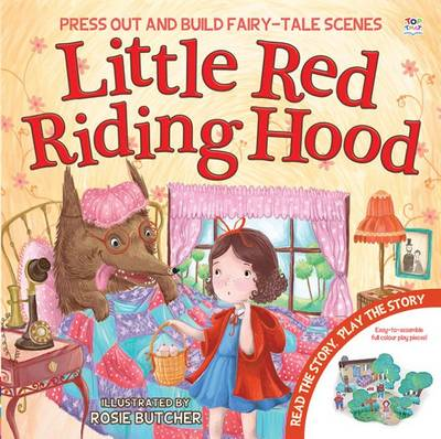 Red Riding Hood by Kate Thomson