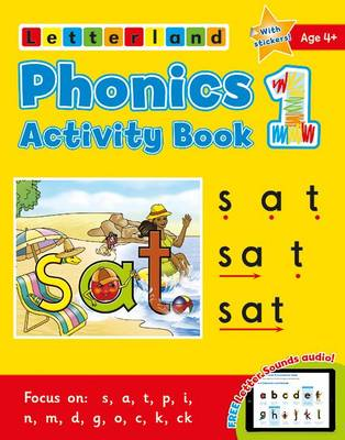 Phonics Activity Book 1 by Lisa Holt, Lyn Wendon