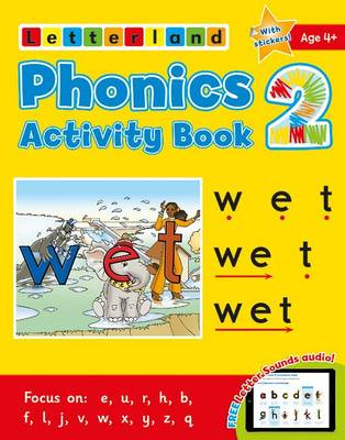 Phonics Activity Book 2 by Lisa Holt, Lyn Wendon