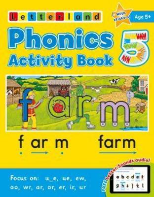 Phonics Activity Book 5 by Lisa Holt, Lyn Wendon