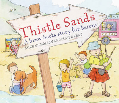 Thistle Sands by Mike Nicholson