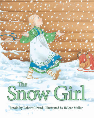 The Snow Girl by Robert Giraud