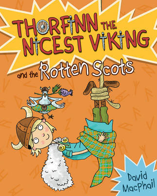 Thorfinn and the Rotten Scots by David MacPhail
