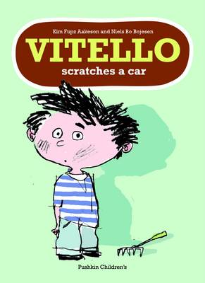 Vitello Scratches a Car by Kim Fupz Aakeson, Niels Bo Bojesen