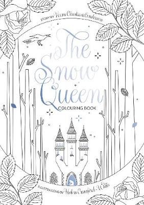 The Snow Queen Colouring Book by