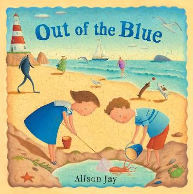 Out of the Blue by Alison Jay