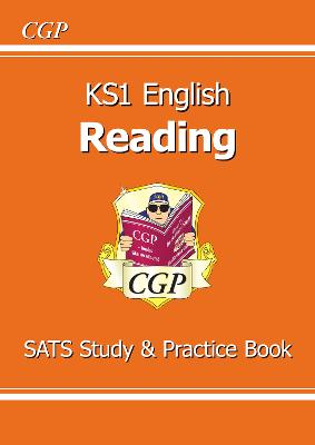 KS1 English Reading Study & Practice Book by CGP Books