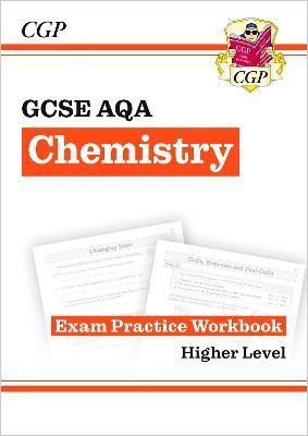 New Grade 9-1 GCSE Chemistry: AQA Exam Practice Workbook by CGP Books