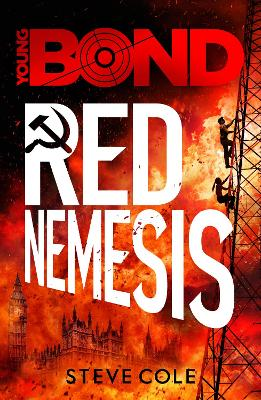 Red Nemesis by Steve Cole