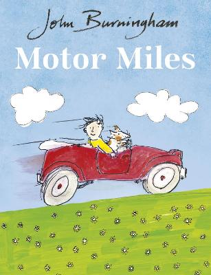 Motor Miles by John Burningham